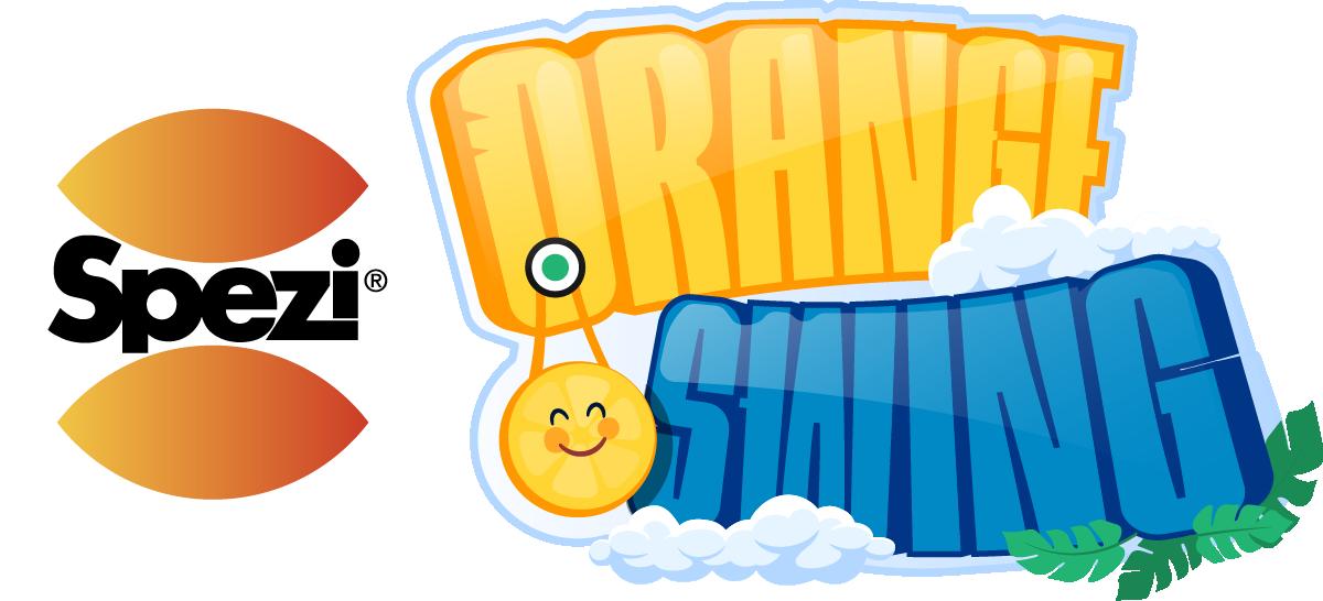 Spezi - OrangeSwing Gewinnspiel 2020